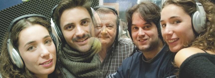 """Entrevista en Onda Color FM (junto a los actores de """"Las hijas deDanao"""")"""