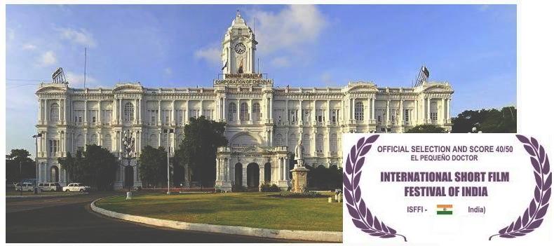 Seleccionados en ISFII, Festival Internacional de la INDIA (El pequeñodoctor)