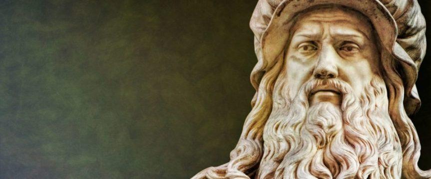 Leyendo y aprendiendo de Leonardo DaVinci
