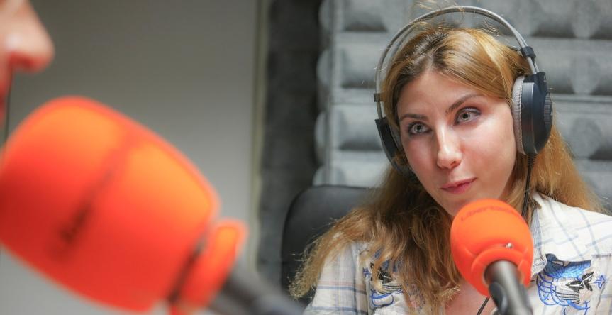 Entrevista en Radio Libertad FMMadrid