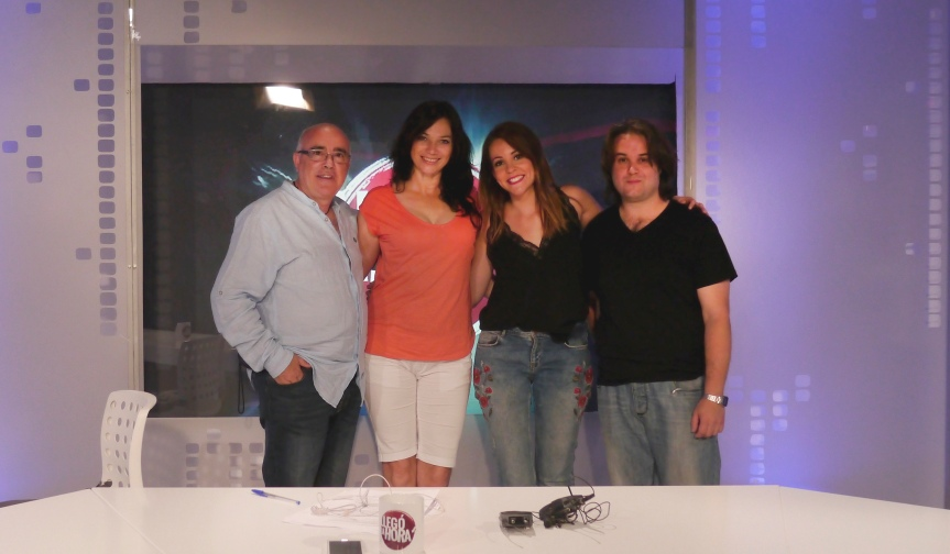 Entrevista en 101 Televisión(Matryoshka)