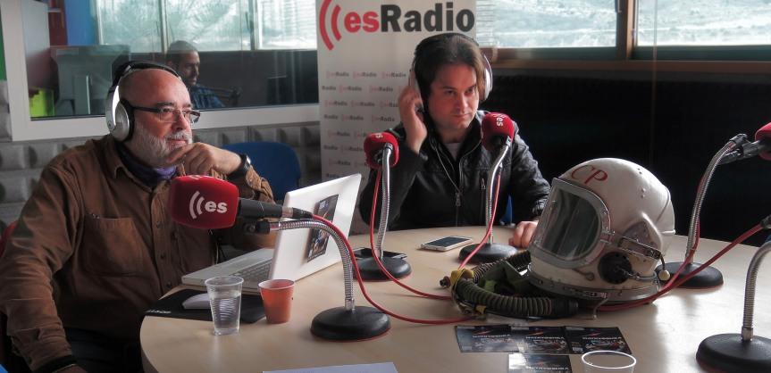 "Entrevista en EsRadio sobre ""Matryoshka"""