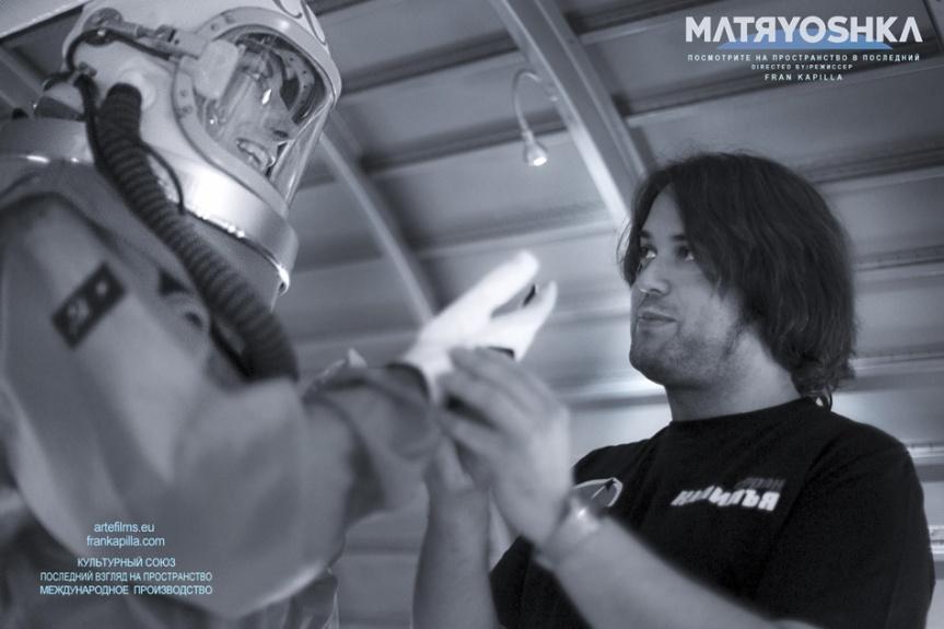 "Finaliza el rodaje de ""Matryoshka"""