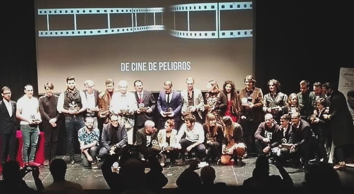Nominados a Mejor cortometraje internacional en el Festival de Peligros,Granada