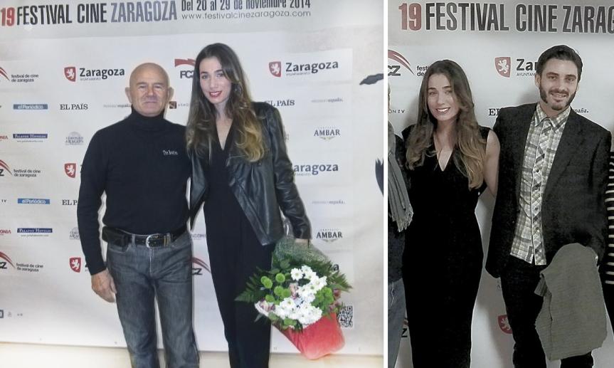 """Sección oficial a concurso nacional en el Festival de Zaragoza, """"Las hijas deDanao"""""""