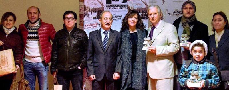 """Premio del Público, Festival Salas de los Infantes (Burgos) """"El pequeñodoctor"""""""