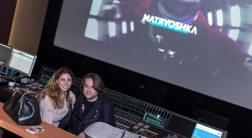 """Técnicos de """"Matryoska"""" en Madrid (Radio, y eventosvariados)"""