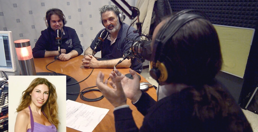 Entrevista en MetroradioFM