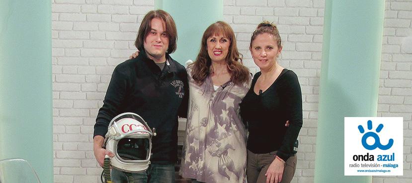 Entrevista ONDA AZUL TV(Matryoshka)