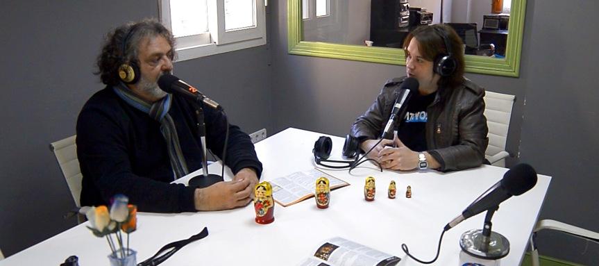 Entrevista en ONDA LITORALFM