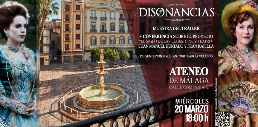 Disonancias Ateneo marzo 2019