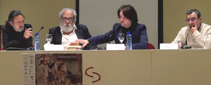 """Presentación especial del proyecto """"Disonancias"""" en elAteneo"""