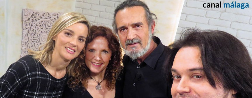 """Entrevista en TV Canal Málaga (directo sobre """"Disonancias"""")"""
