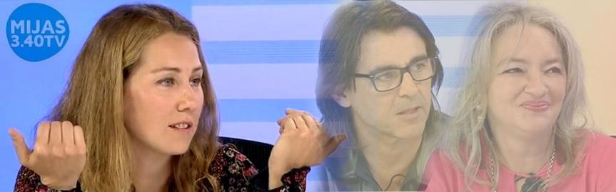 "Entrevista en 340 TV Mijas (""Disonancias"")"
