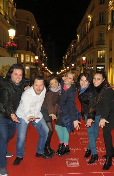 Festival de Málaga 2019 + Evento Presentación Fran Kapilla