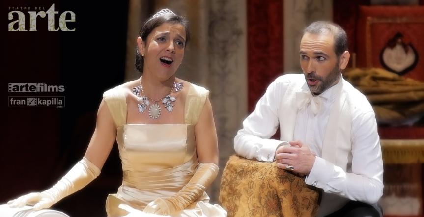 "ópera ""La cenicienta"" (grabación Fran Kapilla)"