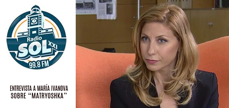 Entrevista en Radio Sol Madrid(Matryoshka)