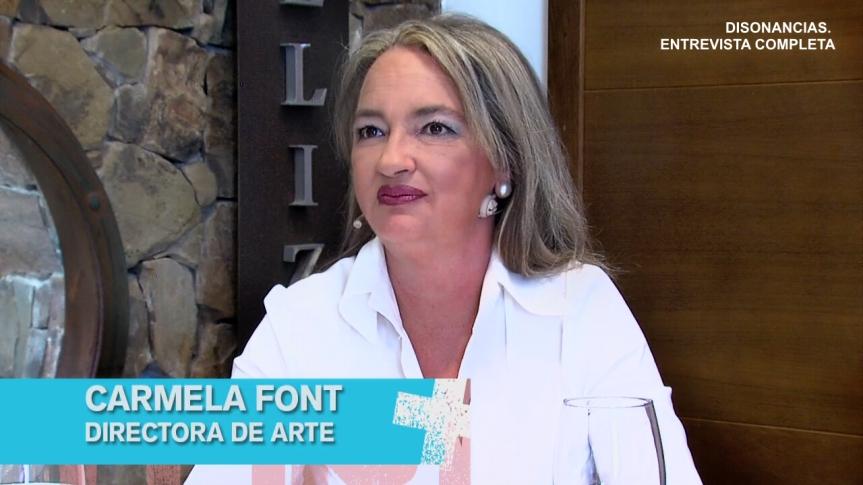 carmela font disonancias torremolinos 2019