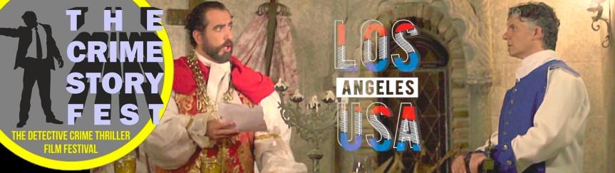 """Volvemos a estar en LOS ANGELES, EEUU con """"Las hijas de Danao"""" (Crime & Thriller filmfestival)"""