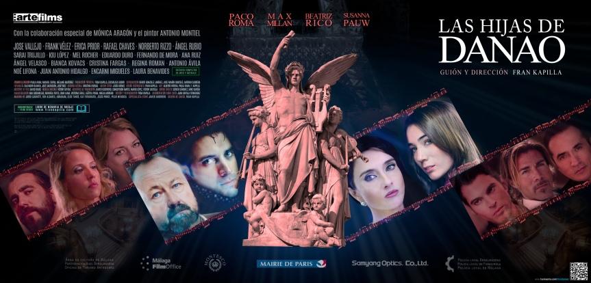 Las hijas de Danao (2020, cartel horizontal) Fran Kapilla director's cut