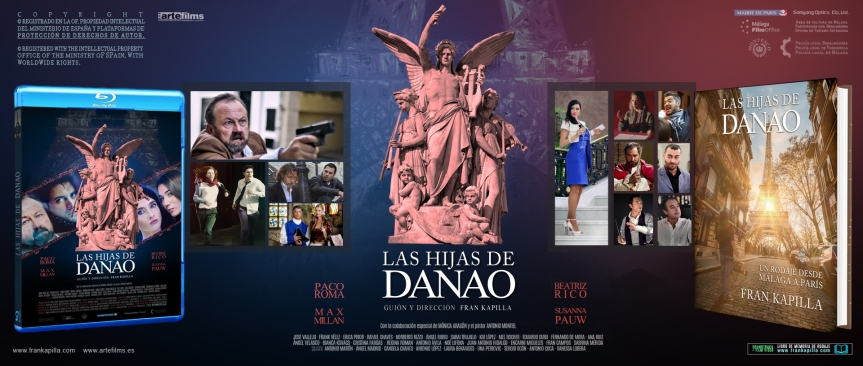 Banner Las hijas de Danao (Director's cut Fran Kapilla)