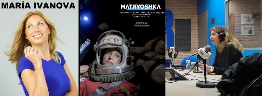 "Entrevista a María Ivanova (sobre nuestra ""Matryoshka"")"