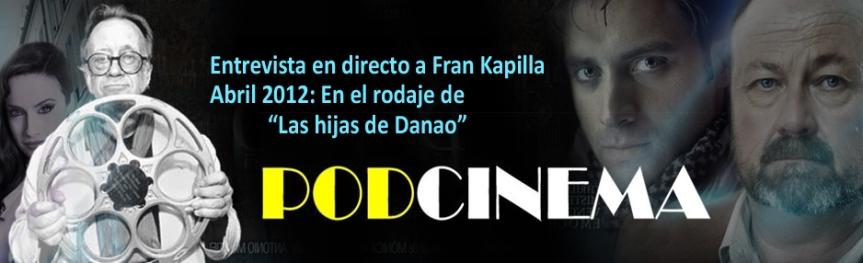 """Entrevista en PODCINEMA (sobre """"Las hijas deDanao"""")"""